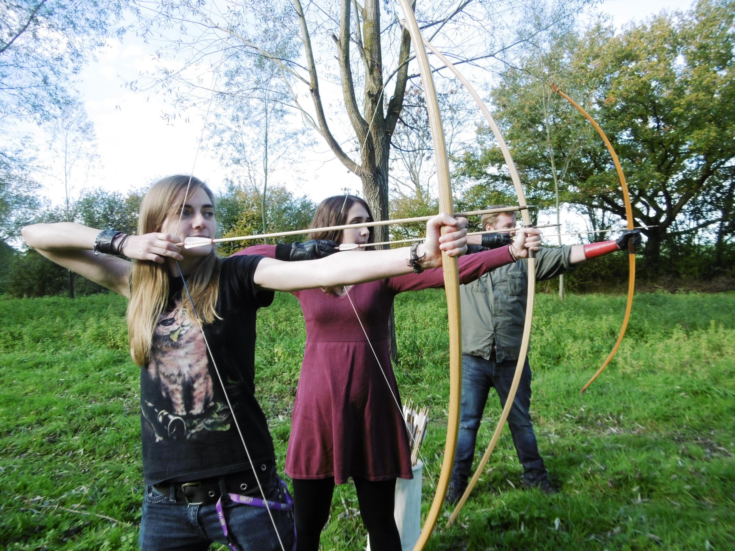 Have-a-go Archery at Hatfield Forest