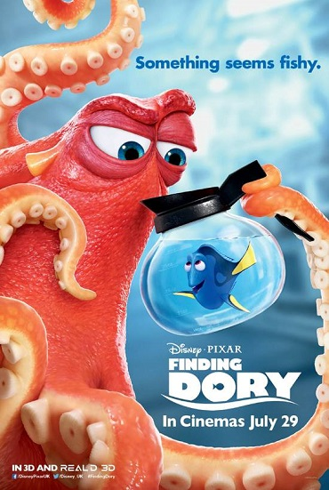 Wicked Wednesday Finding Dory