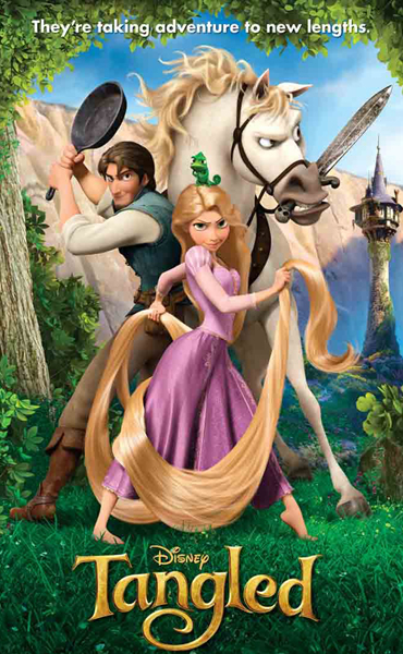 Wicked Wednesday Tangled