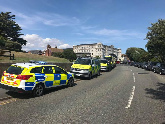14-year-old girl dies after three people pulled from the sea in Clacton