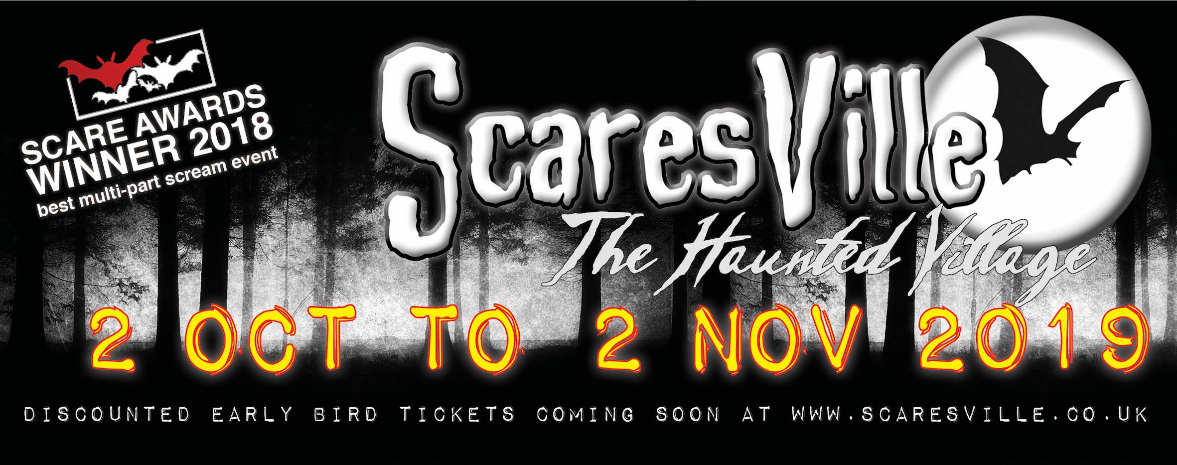 Scaresville - The Haunted Village