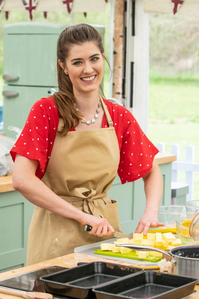 Undated handout photo issued by C4/Love Productions of contestant Alice from The Great British Bake Off 2019. PRESS ASSOCIATION Photo. Issue date: Tuesday August 20, 2019. See PA story SHOWBIZ BakeOff. Photo credit should read: C4/Love Productions/Mark Bo
