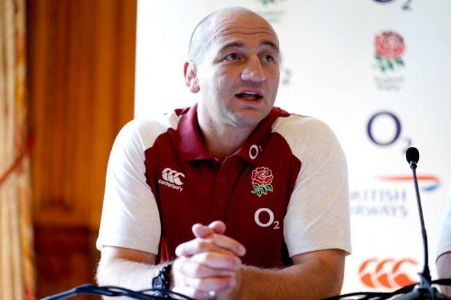 Steve Borthwick is looking forward to the World Cup in Japan