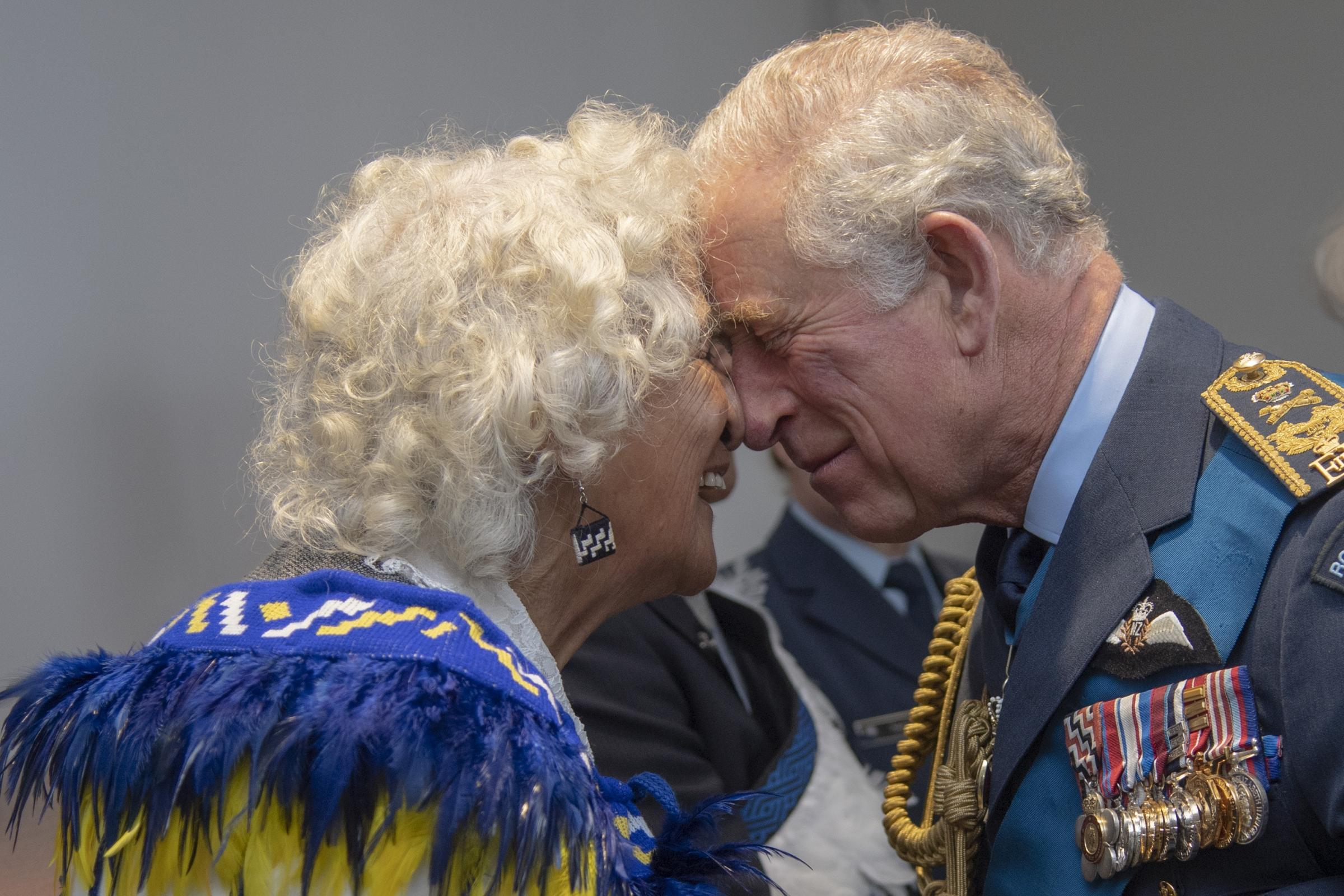 In Pictures: Maori welcome for Charles and Camilla in New Zealand - Chelmsford Weekly News