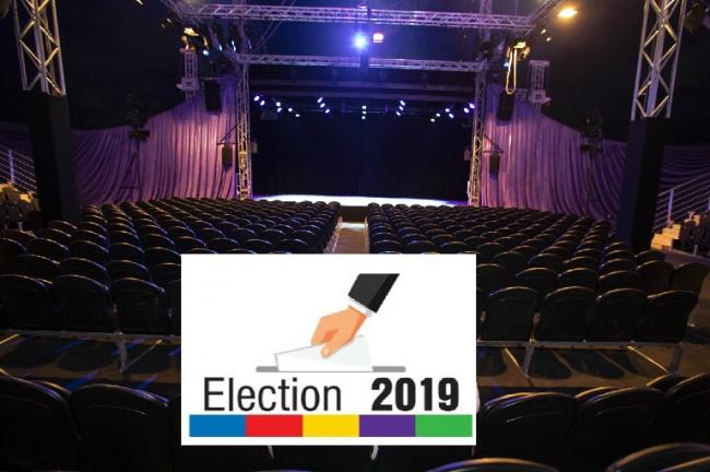 The hustings will take place at the Mercury at Abbey Field