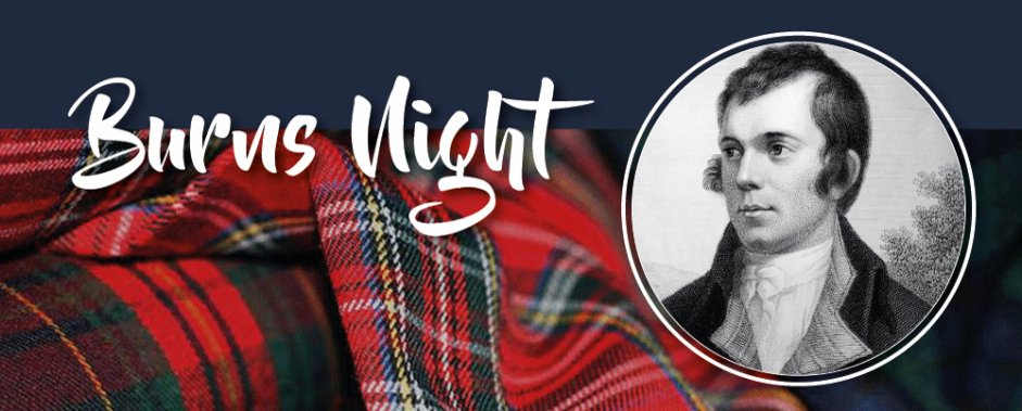 Burns Night at Estuary Views