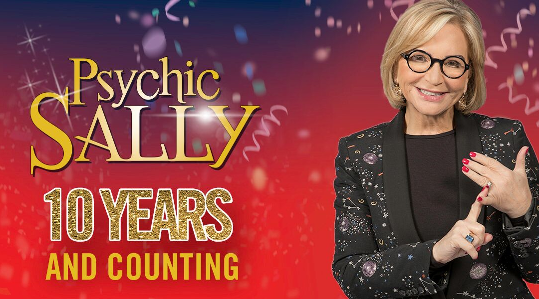 Psychic Sally 10 Years And Counting