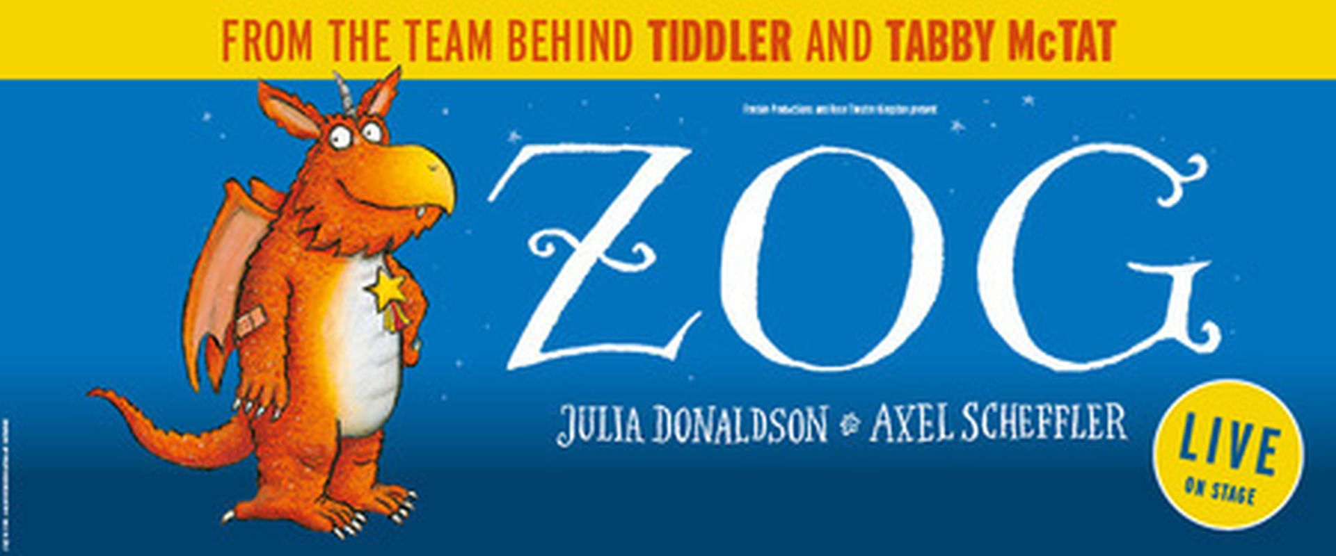 Zog at Palace Theatre