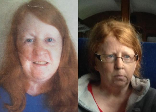Missing - Margaret Bantick, 55, has not been seen since December 6 and her family are anxious