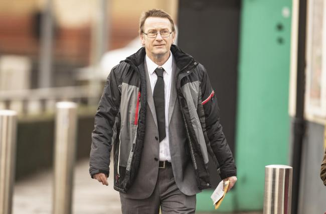 Court - Tony Fowler admitted he was overpaid carer's allowance during a hearing at Colchester Magistrates' Court
