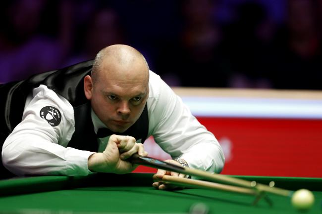 Stuart Bingham is through to his first Masters final
