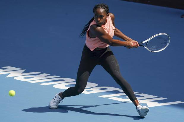 Coco Gauff will attract at lot of attention at Melbourne Park