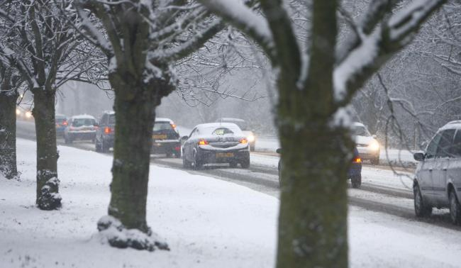 Brace yourselves - Weather warning issued for sleet and snow