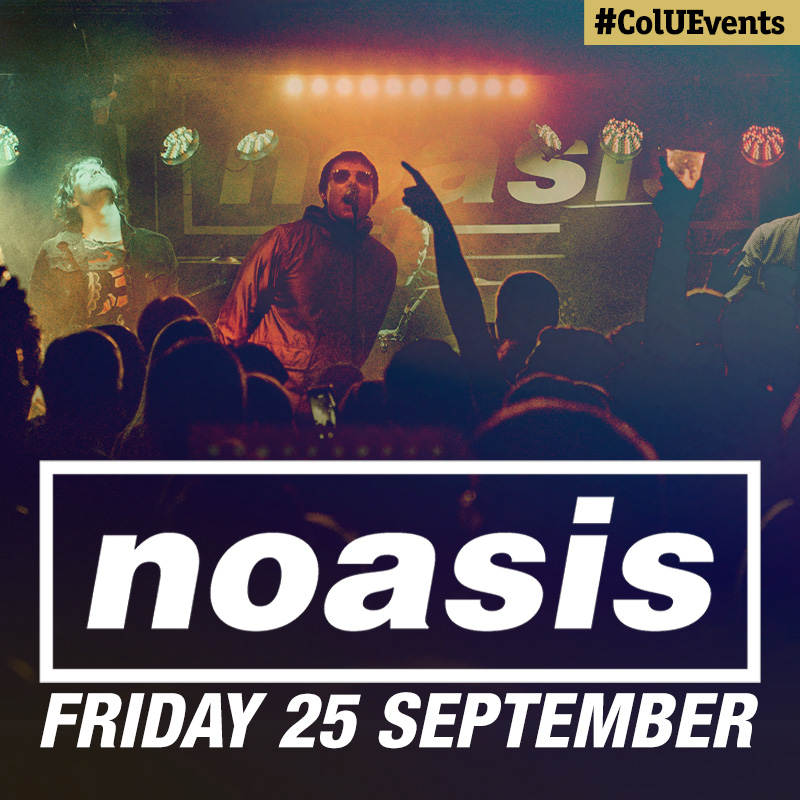 Oasis Tribute Night