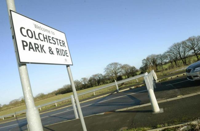 Reopening - Colchester Park and Ride reopens for customers on Monday