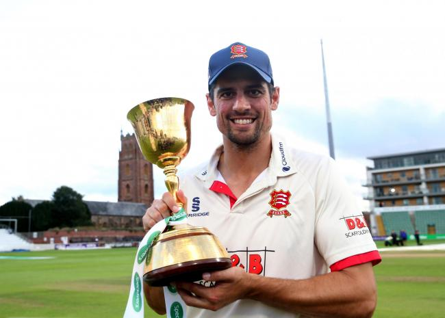 Prepared to write off the season - Essex star Alastair Cook