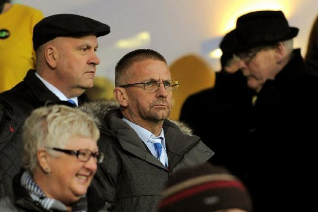 Leadership - Colchester United chairman Robbie Cowling Picture: RICHARD BLAXALL