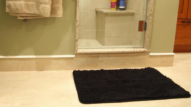 Chelmsford Weekly News: A stylish bath mat can brighten up your space. Credit: Reviewed / Kori Perten