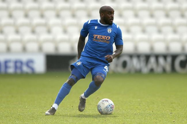 Experience - Jamal Campbell-Ryce has been working as a player-coach in Colchester United's academy Picture: RICHARD BLAXALL