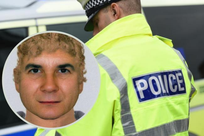 Appeal - Have you seen this man pictured in the efit?