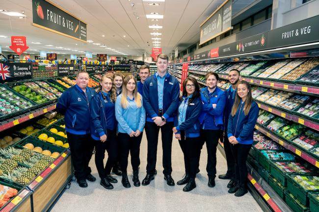 Aldi is looking to find 89 new staff members in Essex. Picture: Richard Grange/ United National Photographers