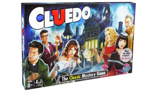 Chelmsford Weekly News: Cluedo board game. Picture: Hasbro Gaming