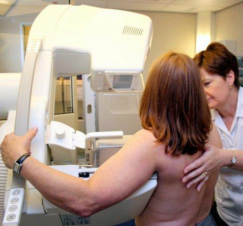 Breast screening invite for Great Baddow women