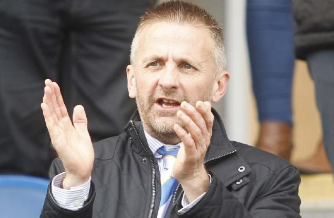 Loss - Colchester United chairman Robbie Cowling