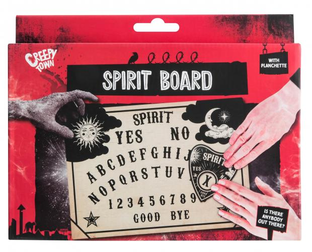 Chelmsford Weekly News: Poundland is selling its Spirit Board for £1