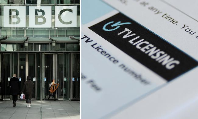 The universal free TV licence for over-75s has ended. Picture: BBC