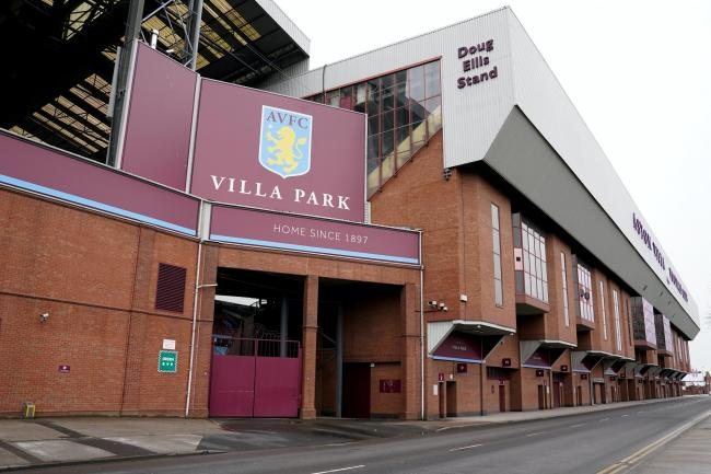 Aston Villa fans were reported for 13 alleged hate crimes during the 2019-20 season