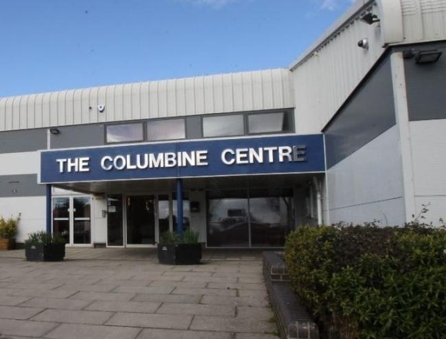 COVID FIGHT: The Columbine Centre, in Walton, will become a vaccination hub, but not yet