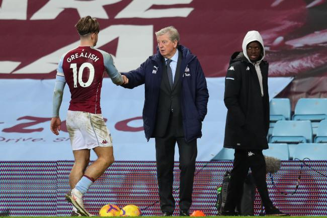 Crystal Palace manager Roy Hodgson has sympathy with Premier League players who are being told not to celebrate goals