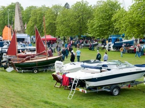 UNIQUE EVENT: The North Essex Boat Jumble 2021 will take place in Horsley Cross