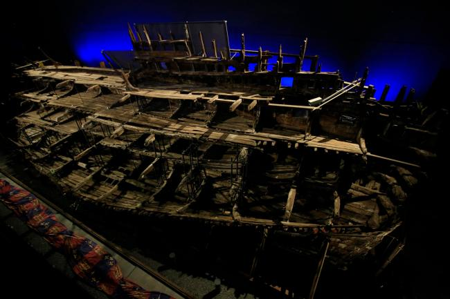 Mary Rose Museum press preview