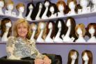 Getting ahead – Linda King came out of semi-retirement to start Angel Wigs
