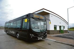 Council to subsidise park and ride rates to save Saturday service