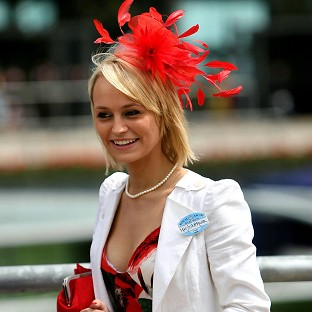 Hats are a must for ladies at Royal Ascot this year and fascinators are banned in certain areas