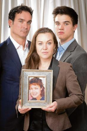 Relatives of Maria Stubbings, who was killed by her boyfriend Marc Chivers in 2008