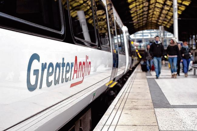 Abellio Greater Anglia customer satisfaction third worst in UK