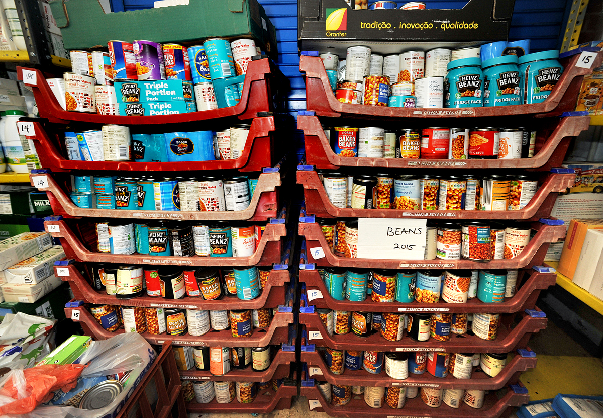 1,000 extra mouths fed by Chelmsford Foodbank since April