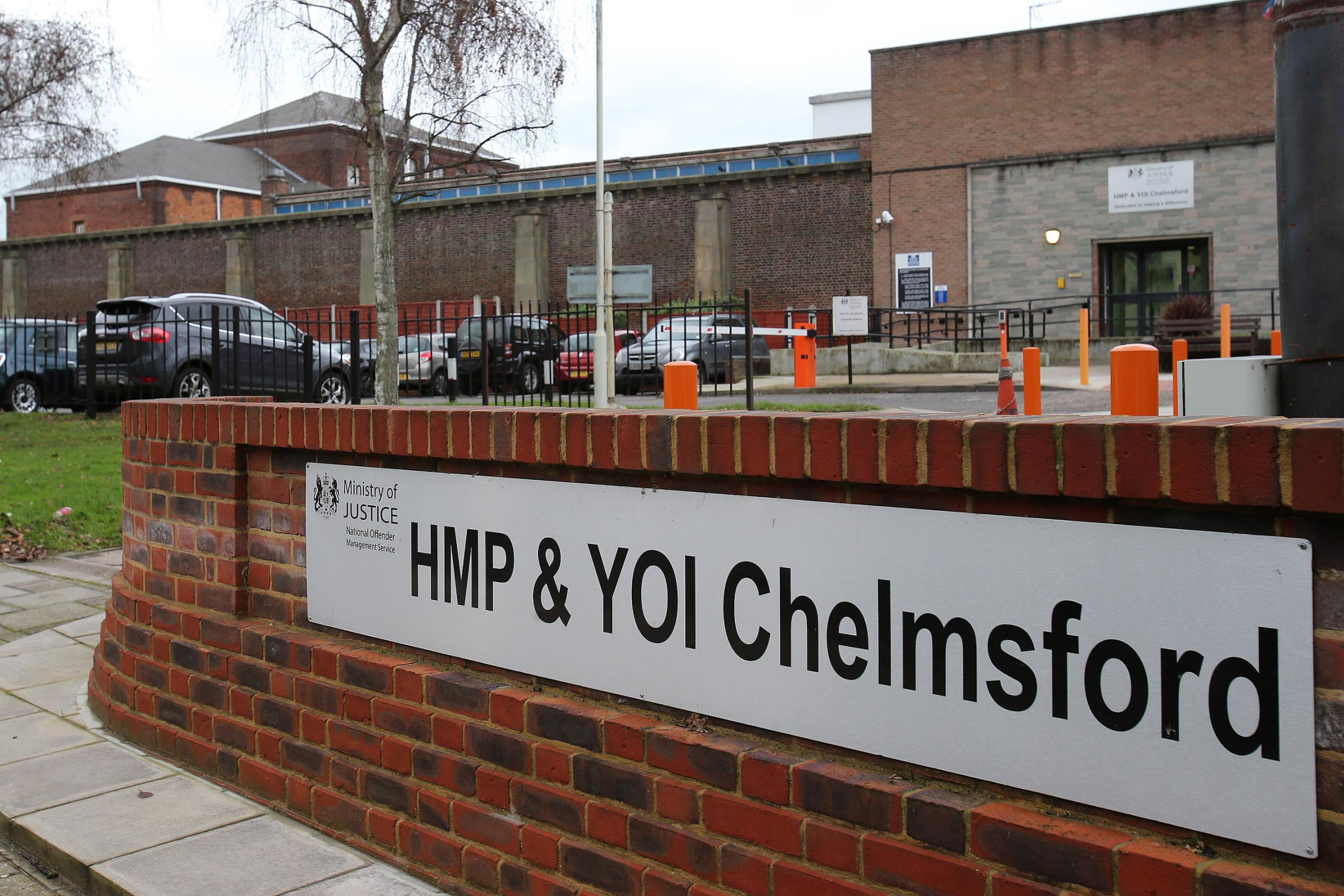 Space issues causing problems at Chelmsford prison