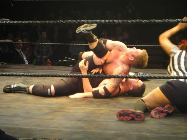 Chelmsford Weekly News: Charity wrestling event at Riverside