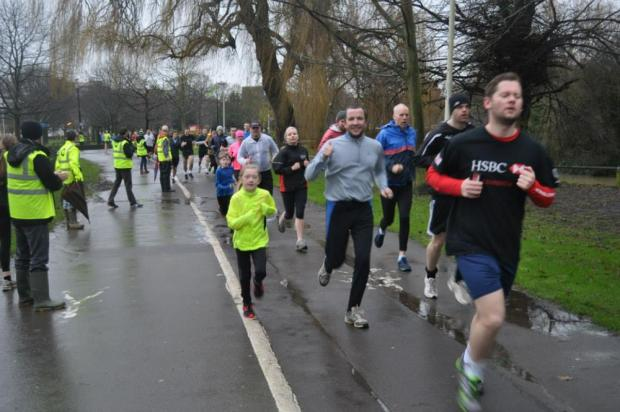 Chelmsford Weekly News: Runners to celebrate group's first birthday