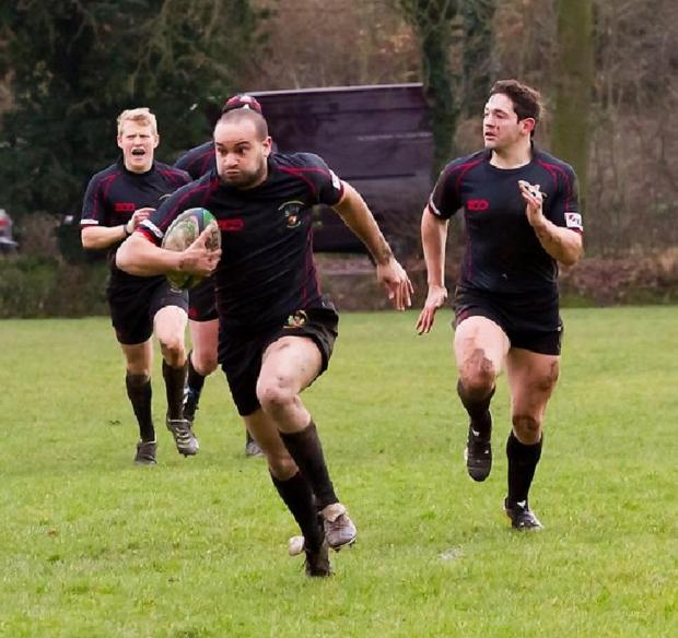 Chelmsford Weekly News: RUGBY: Chelmsford 24-17 Enfield