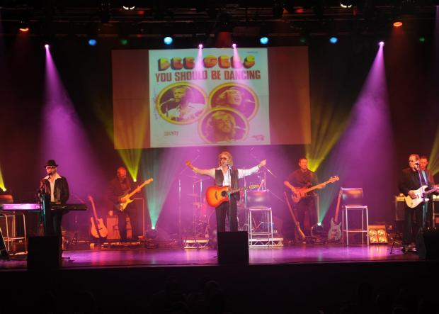 Bee Gees tribute at Civic Theatre