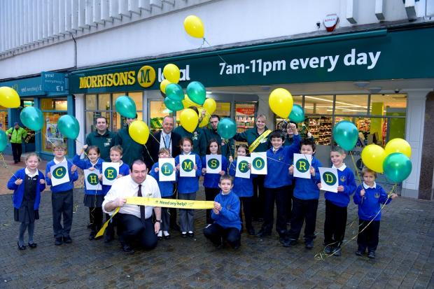Morrisons bring local store to Chelmsford city centre