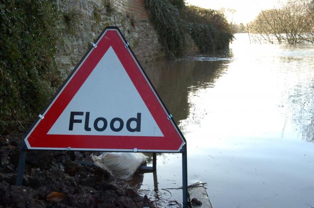 Flood warnings issued in Chelmsford