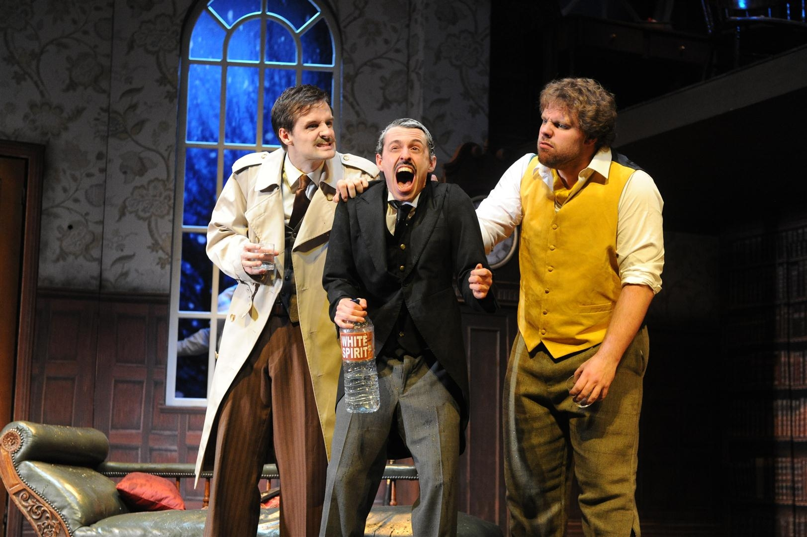 Play will go wrong at Civic Theatre