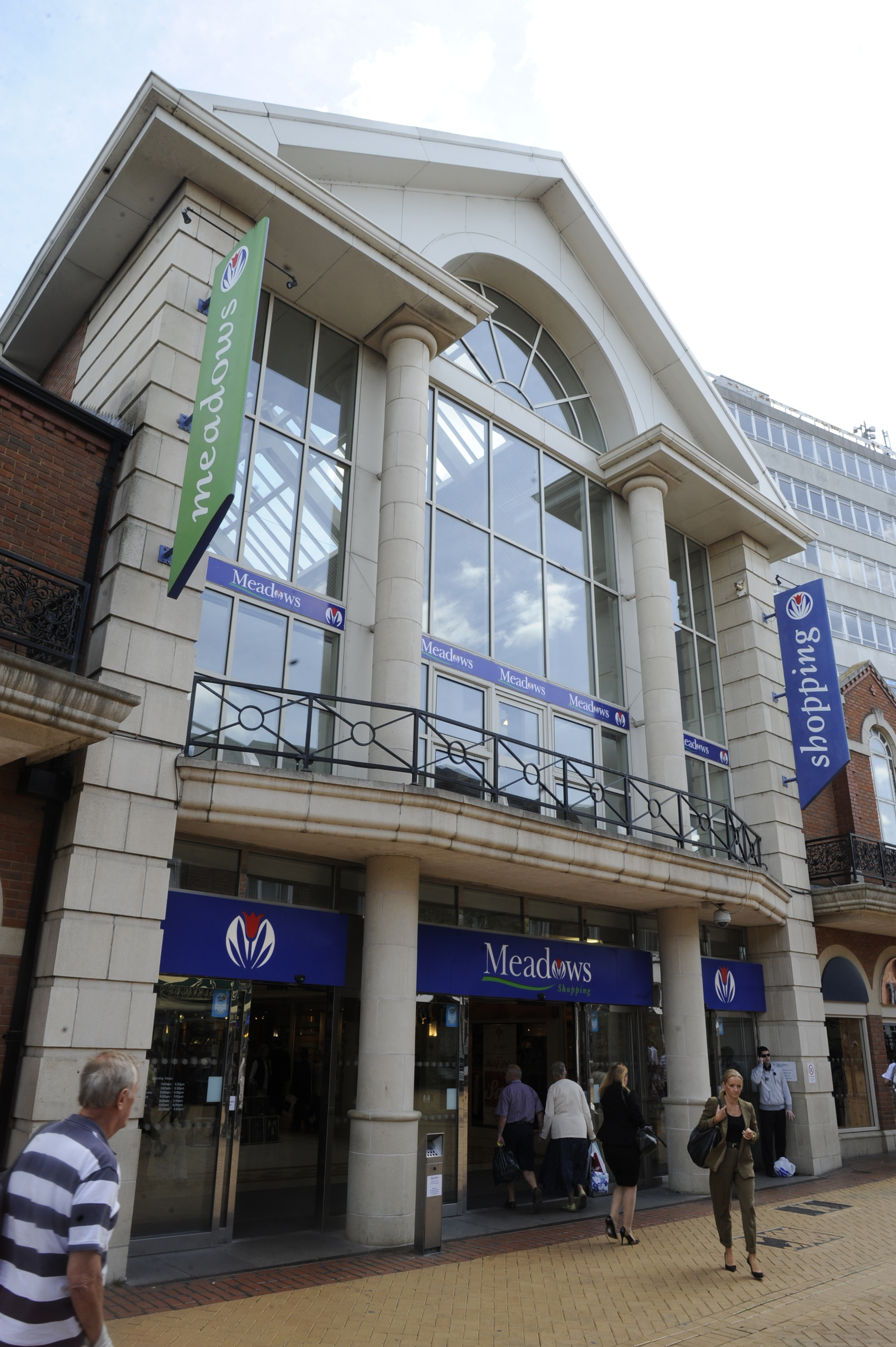 Meadows Shopping Centre wins green award